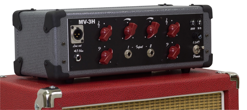 TUBE HEAD MV-3H